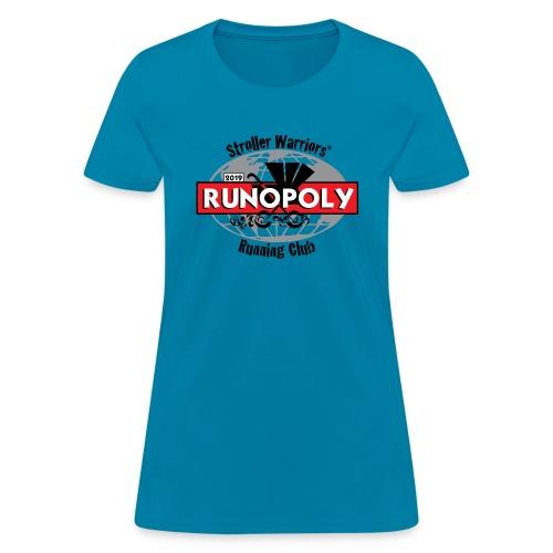 2019 ADD your mileage Women's T-Shirt - Women's T-Shirt