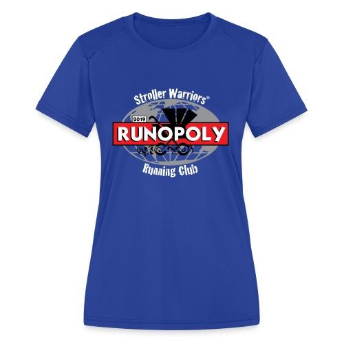 2019 NO mileage Women's Moisture Wicking Performance T-Shirt - Women's Moisture Wicking Performance T-Shirt