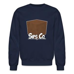 Sipsco Dirt Sweatshirt - Crewneck Sweatshirt