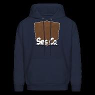 Hoodies ~ Men's Hooded Sweatshirt ~ Sipsco Hoodie