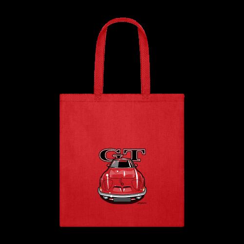 Blitz GT Front - Tote Bag