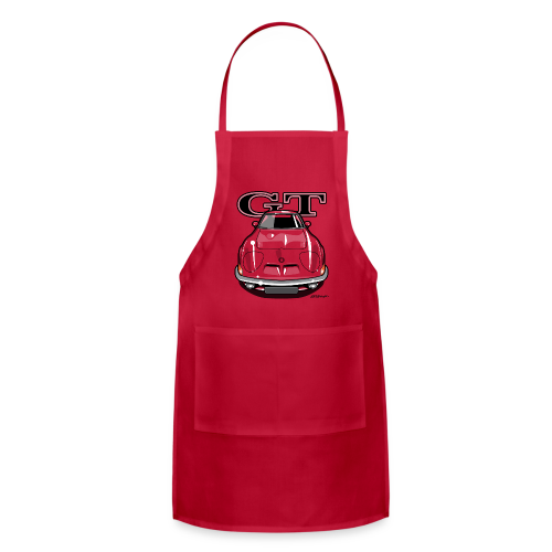 Blitz GT Front - Adjustable Apron