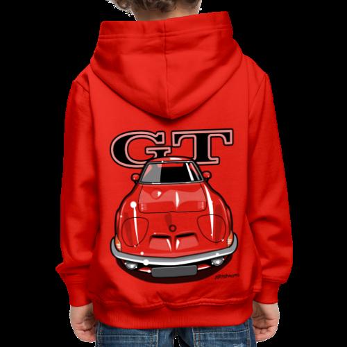 Blitz GT Front - Kids' Premium Hoodie