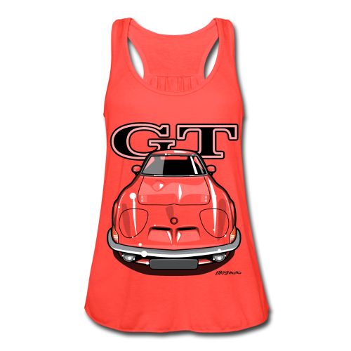 Blitz GT Front - Women's Flowy Tank Top by Bella