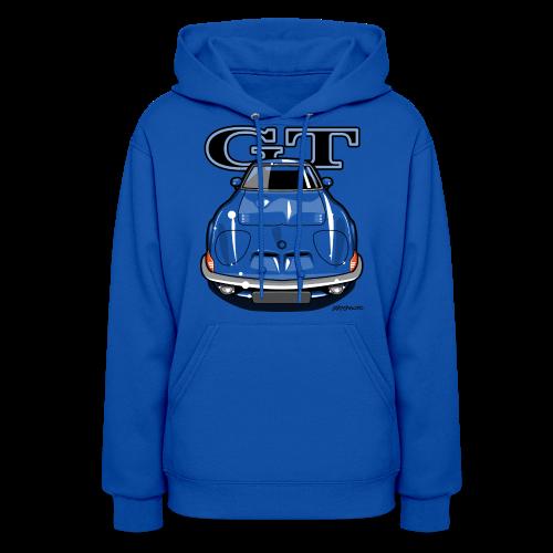 Blitz GT Front - Women's Hoodie