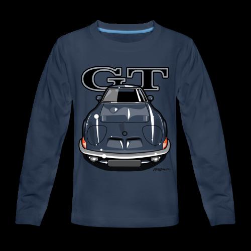 Blitz GT Front - Kids' Premium Long Sleeve T-Shirt