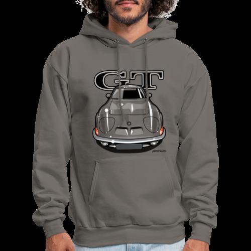 Blitz GT Front - Men's Hoodie