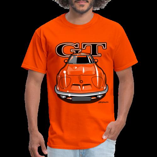 Blitz GT Front - Men's T-Shirt