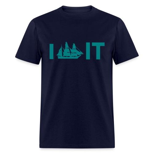 I Ship It - Men's T-Shirt