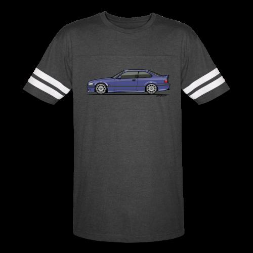 M-Drei Coupe Technoviolet - Vintage Sport T-Shirt