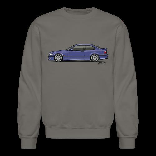 M-Drei Coupe Technoviolet - Crewneck Sweatshirt
