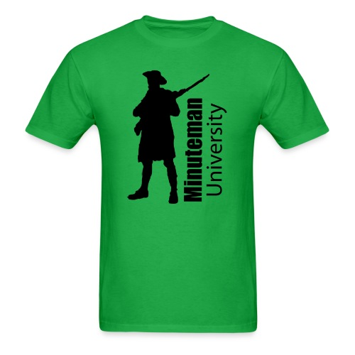 Minuteman University - Men's T-Shirt