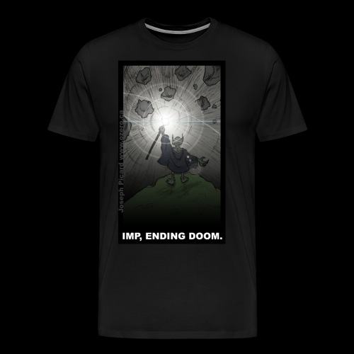 Imp, Ending Doom - Men's Premium T-Shirt
