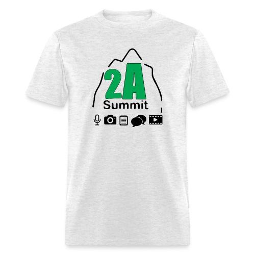2A Summit - Men's T-Shirt