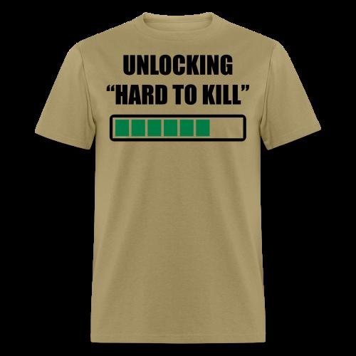 Hard to kill under shirt - Men's T-Shirt