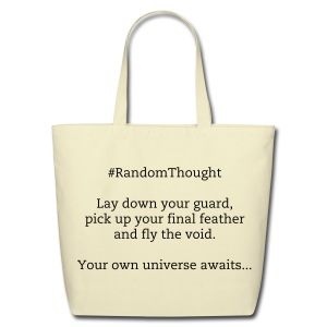 Your Own Universe - Eco-Friendly Cotton Tote