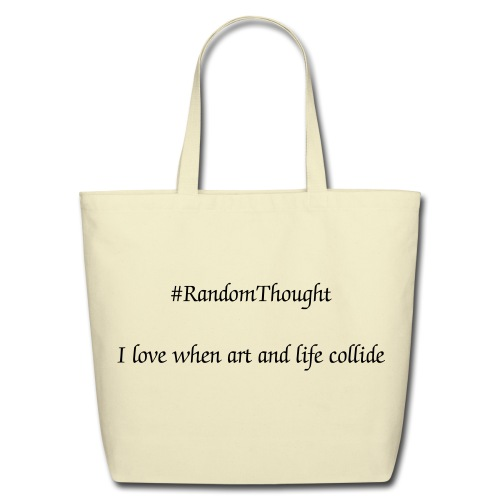 Art and Life - Eco-Friendly Cotton Tote