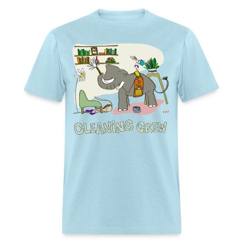 Men's Tee   Cleaning Crew - Men's T-Shirt
