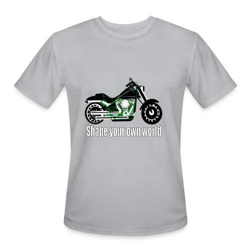 Davidson - Men's Moisture Wicking Performance T-Shirt