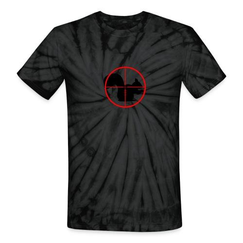 Dead Squirrel - Unisex Tie Dye T-Shirt