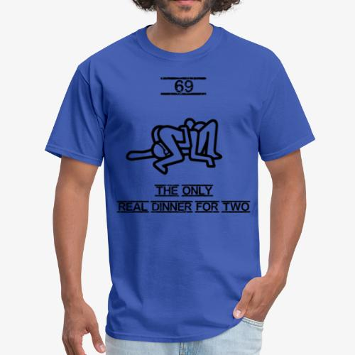 Dinner For Two Standard - Men's T-Shirt