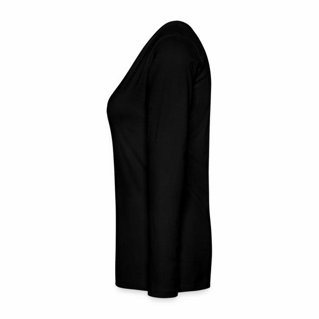 PRO-BLACK AF Women's Long Sleeve Shirt