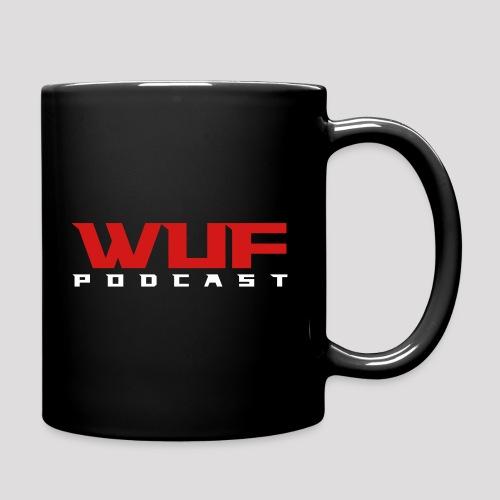 WUF // Mug // - Full Color Mug