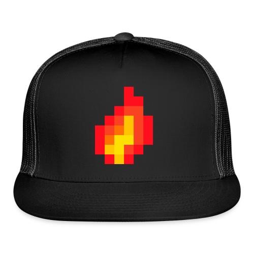 Butterblaze Hat - Trucker Cap