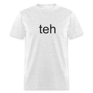 teh - Men's T-Shirt