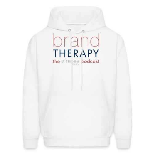 brand therapy mens hoodie - Men's Hoodie