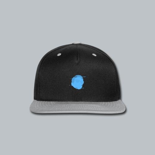 SupaSimon Glitch Hat - Snap-back Baseball Cap