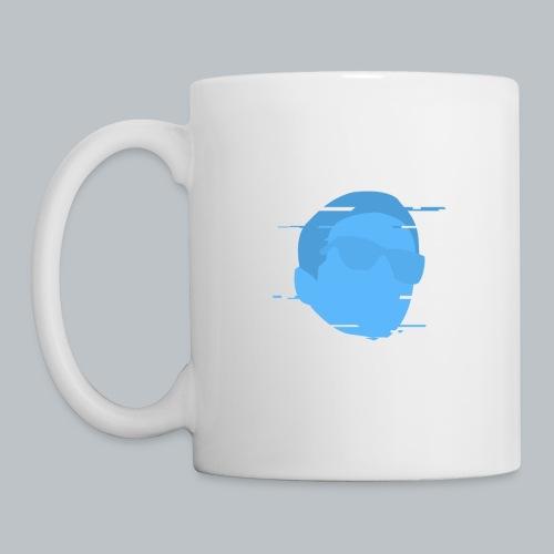 SupaSimon Glitch Mug - Coffee/Tea Mug