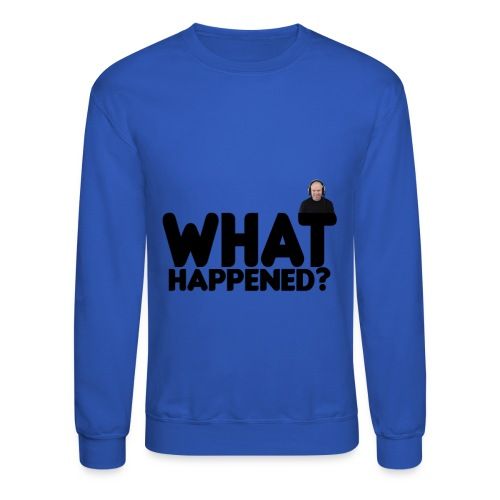 What Happened WGL Crewneck Sweatshirt - Crewneck Sweatshirt