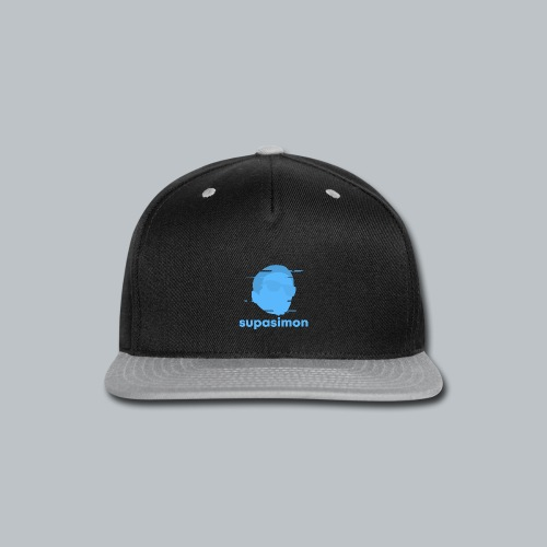 SupaSimon Mixed Hat - Snap-back Baseball Cap