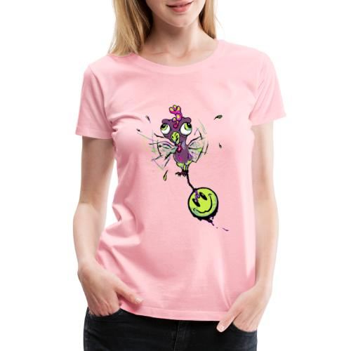 Clucktastic Ladies Premium T - Women's Premium T-Shirt