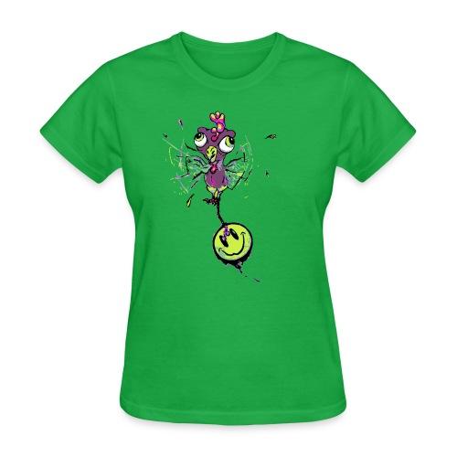 Clucktastic Ladies T - Women's T-Shirt