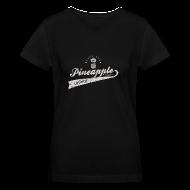 Women's T-Shirts ~ Women's V-Neck T-Shirt ~ Pineapple Lounge