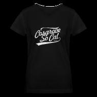 Women's T-Shirts ~ Women's V-Neck T-Shirt ~ Cosgrove SoCal