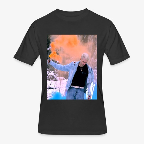 Burkley Photo Print - Men's 50/50 T-Shirt