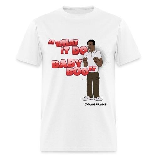 Tyrone What It Do Baby Boo Shirt - Men's T-Shirt