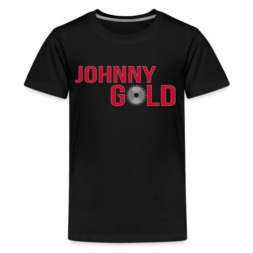 Johnny Gold kids shirt - Kids' Premium T-Shirt