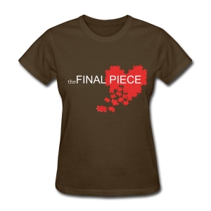 The Final Piece- Relaxed Fit - Women's T-Shirt