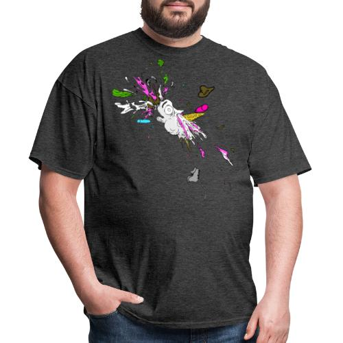 Mr Whippy's Revenge Mens Premium T - Men's T-Shirt