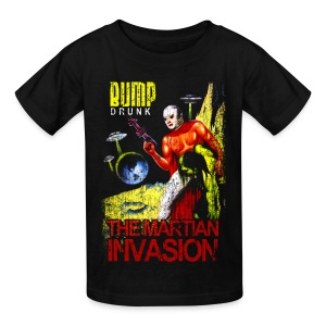 The Martian Invasion - Kids' T-Shirt