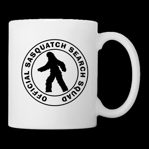 Official Sasquatch Research Squad Mug - Coffee/Tea Mug