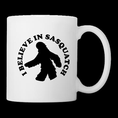 I Believe in Sasquatch Bigfoot Mug - Coffee/Tea Mug