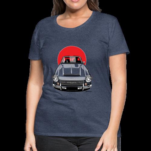 The Sun 2000 Fairlady Roadster - Women's Premium T-Shirt