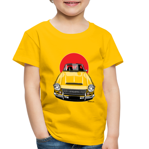 The Sun 2000 Fairlady Roadster - Toddler Premium T-Shirt