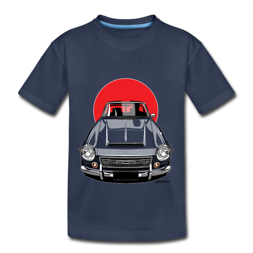 The Sun 2000 Fairlady Roadster - Kids' Premium T-Shirt