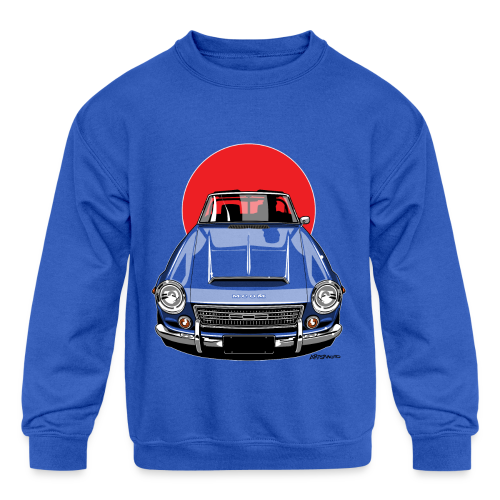 The Sun 2000 Fairlady Roadster - Kids' Crewneck Sweatshirt